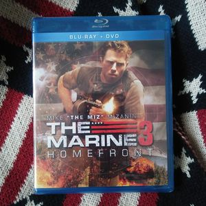 BLUE RAY. DVD THE MARINE HOMEFRONT for Sale in Beverly Hills, CA