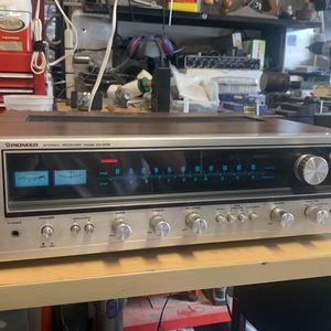 Vintage Pioneer Sx 535 Receiver .. In Perfect Working Condition for Sale in Whittier, CA