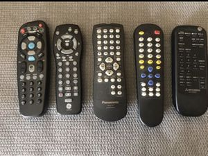 Remote controls for Sale in Rancho Cucamonga, CA