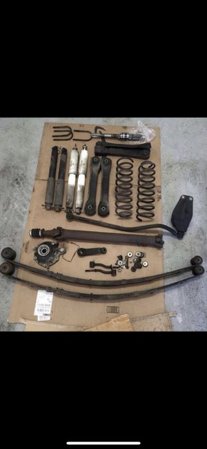 Stock Jeep Cherokee suspension parts 1984-2001 for Sale in Phoenix, AZ