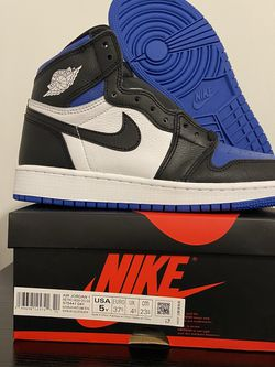 Jordan 1 High Royal Toe Size 5Y for Sale in Queens,  NY