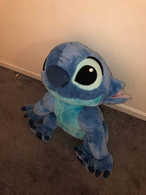 Disney Stitch Stuffed Animal for Sale in Dracut, MA