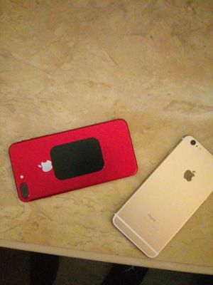 IPhone 8 crack screen but good condition 80. .....And IPhone 6 good condition 100 for Sale in Glendale, AZ