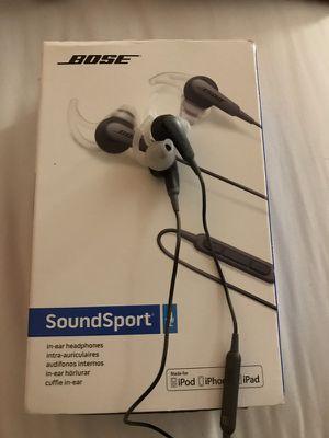Bose Soundsport In-Ear headphones for Sale in Austin, TX