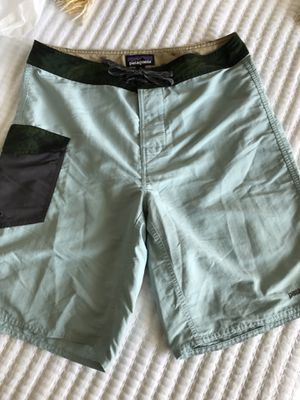 Patagonia men's board shorts size 32 for Sale in San Diego, CA