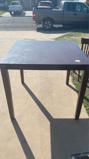 Bar height dining table for Sale in San Angelo, TX