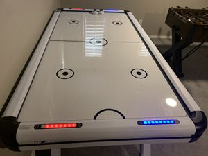 MD Sports Air Hockey Table - Excellent Condition for Sale in Gilbert, AZ