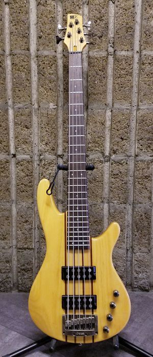 Ibanez SRX 705 - SDGR - 5 String Bass Guitar. Professionally Set Up- Action/Intonation - Excellent for Sale in Los Angeles, CA