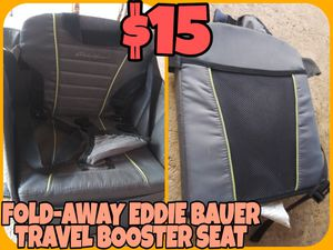 Fold-away booster seat for Sale in Spring Hill, FL