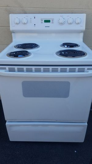 Clean! Hotpoint Stove for Sale in Chesapeake, VA