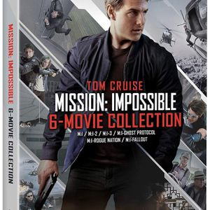 Mission Impossible 6 Movie Collection. (Blu-Ray only sorry digital copy already claimed) for Sale in Phoenix, AZ