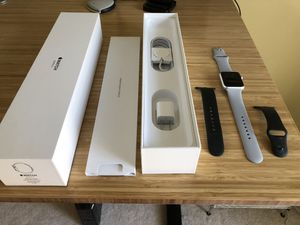 Apple Watch Series 3 42mm+Cellular Aluminum for Sale in Manassas, VA