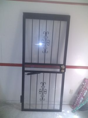 Security door size 34 x 84 for Sale in Olive Branch, MS