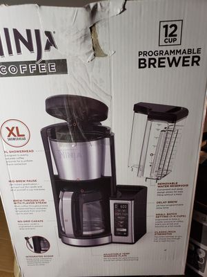 Ninja 12 cup coffee maker, brand new for Sale in Greece, NY