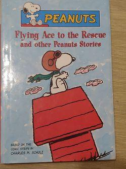 Peanuts Book for Sale in Bonita,  CA