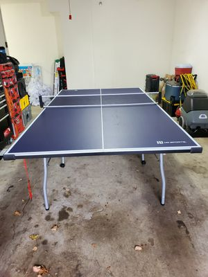 MD sports Ping Pong table for Sale in Herndon, VA