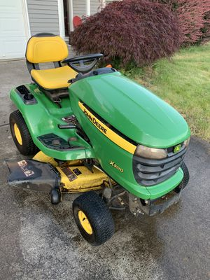 John Deere X300 $1450 OBO for Sale in Vancouver, WA