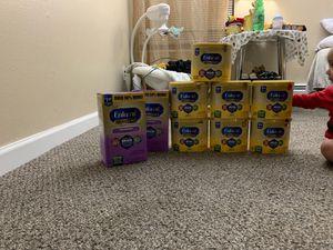 Enfamil Neuropro yellow & purple! for Sale in Denver, CO