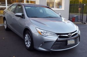 2016 Toyota Camry LE -50k miles for Sale in Chicago, IL