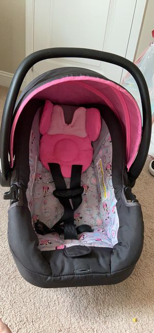 Disney Minnie Mouse Safety 1st Infant Car seat for Sale in Jacksonville, NC