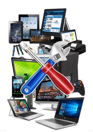 We repair all type of smart phones tablet's computers desktop & laptop for Sale in Charlotte, NC