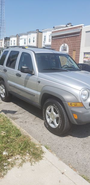 2006 Jeep Liberty for Sale in Baltimore, MD