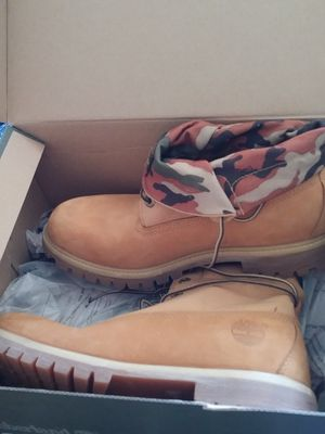 Brand new never worn Timberland boots. Size 8.5 mens for Sale in Clayton, NC