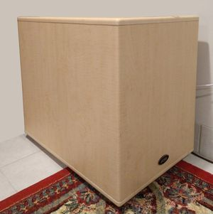 "12"" HSU Research VTF-3 MK3 audiophile powered home theater subwoofer for Sale in Chicago, IL"