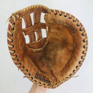 Wilson First Base Softball Baseball Glove Mitt for Sale in Virginia Beach, VA