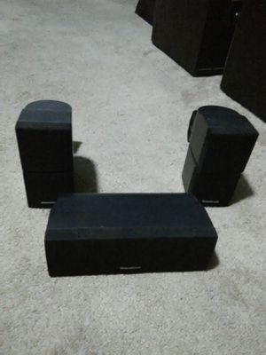 Surround sound speakers for home stereo system for Sale in Long Beach, CA