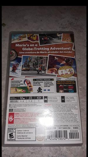 Super Mario Oddysey for Sale in Winter Haven, FL