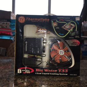 Thermaltake Bigwater 735 Liquid Cooling System For Computer for Sale in Clearwater, FL