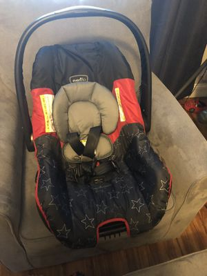 Evenflo car seat for Sale in Belvidere, IL