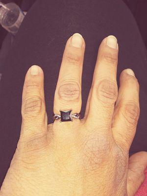 Black ring for Sale in El Paso, TX