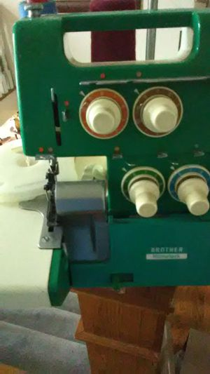 Brother homelock sewing machine for Sale in Virginia Beach, VA