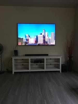 Tv stand up to 78 for Sale in Houston, TX