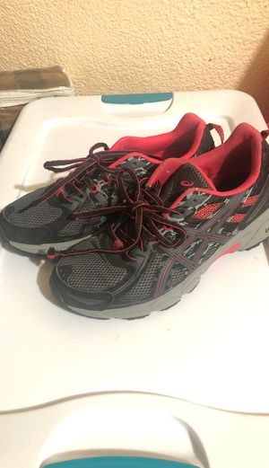 Asics Gel Venture 6 woman's running shoe size 8.5 for Sale in Waterford, CA