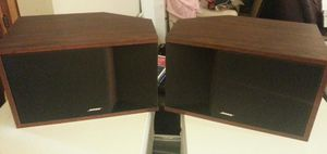 Vintage Bose 201 Series IV Bookshelf Speakers Mint! for Sale in Akron, OH