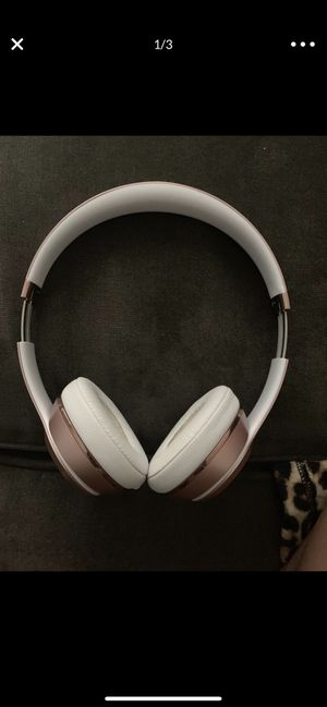 Wireless Rose Gold Beats Headphones for Sale in Austin, TX