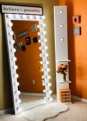 Tall Selfie Mirror for Sale in Fort Wayne, IN