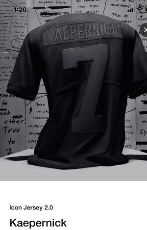 Colin Kaepernick Icon Jersey for Sale in Tampa, FL