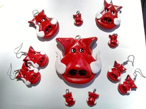 Razorback Keychains for Sale in North Little Rock, AR