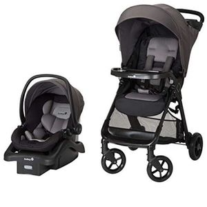 Safety 1st Smooth Ride Travel System with OnBoard 35 LT Infant Car Seat for Sale in Phoenix, AZ