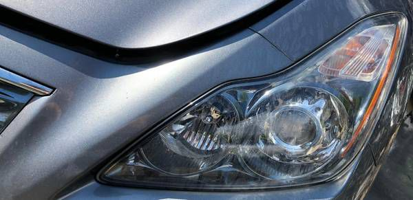 2010 2011 2012 2013 2014 2015 2016 INFINITI G37 Q60 FRONT DRIVER SIDE LEFT HEADLIGHT