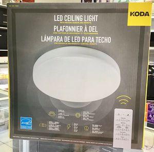 LED Ceiling Light Lampara para Techo Koda for Sale in Virginia Gardens, FL