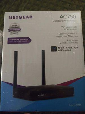 NetGear AC750 Dual Band WiFi Router for Sale in Salt Lake City, UT
