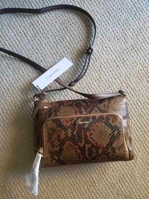 Calvin Klein small purse. for Sale in West McLean, VA