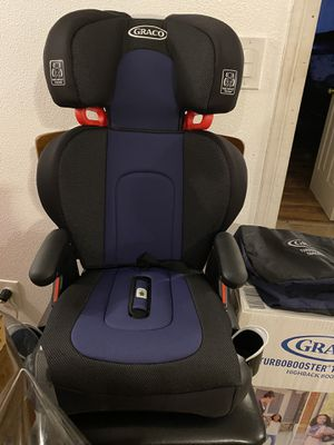 Graco booster for Sale in Phillips Ranch, CA