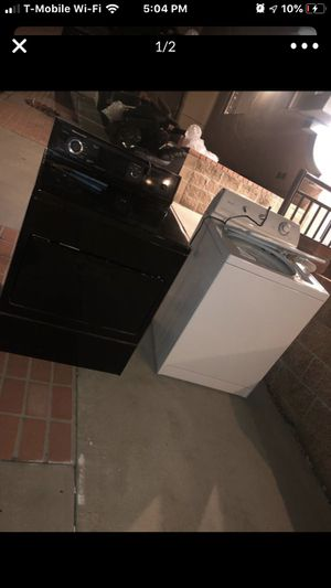 Washer and dryer!! for Sale in Downey, CA