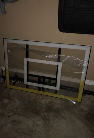 Basketball hoop for Sale in Canton, GA